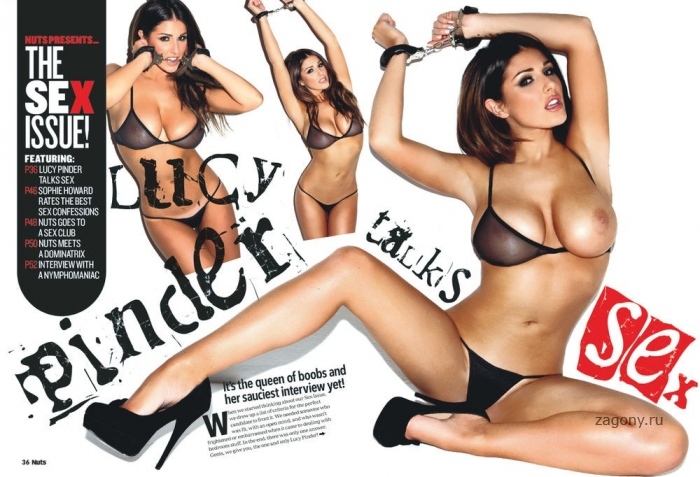 Lucy Pinder (4 фото)