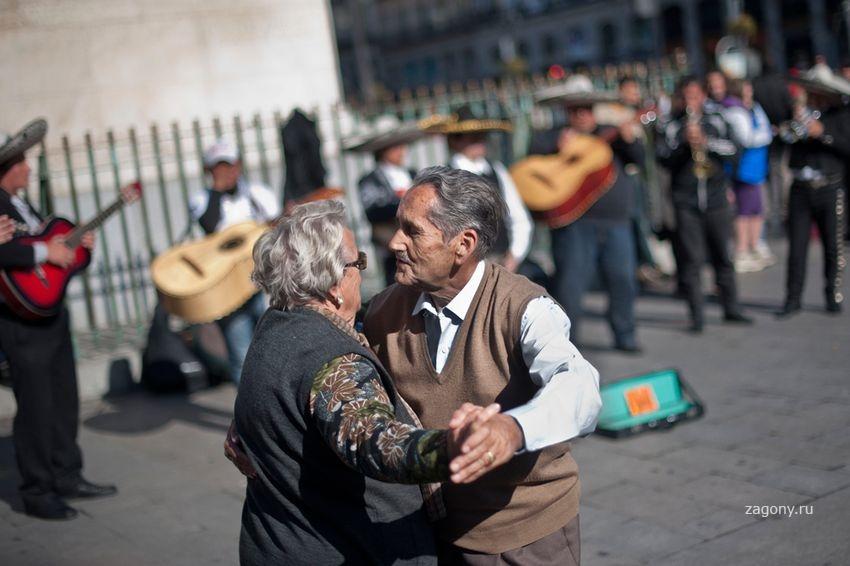 Как живут пенсионеры в других странах