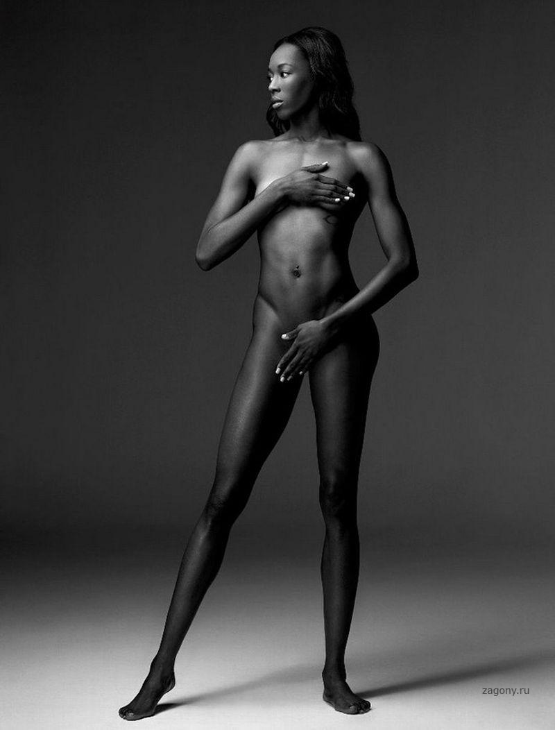 Эротическое фото девушек спортивного телосложения 5 фотография