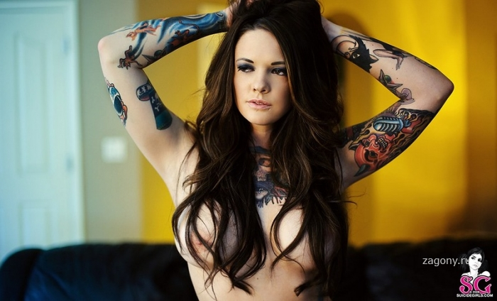 Suicide Girls (21 фото)