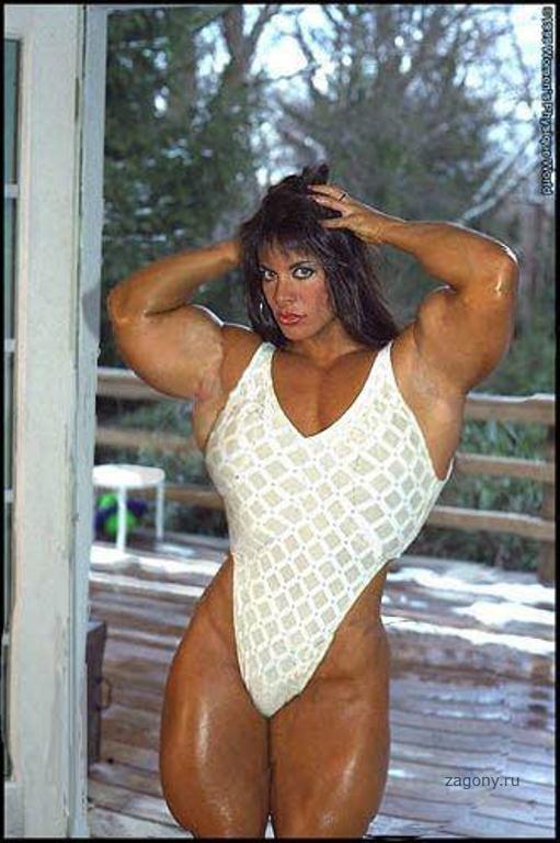 фото самых сильных в мире женщин голыми