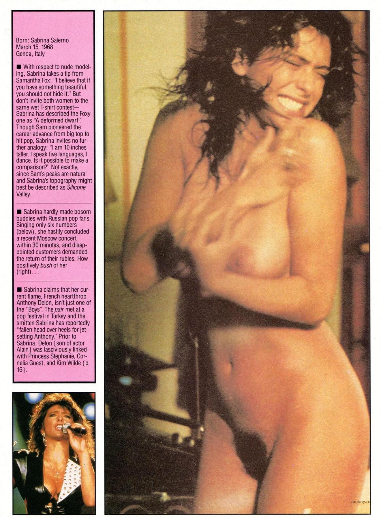Сабрина салерно в порно 3 фотография