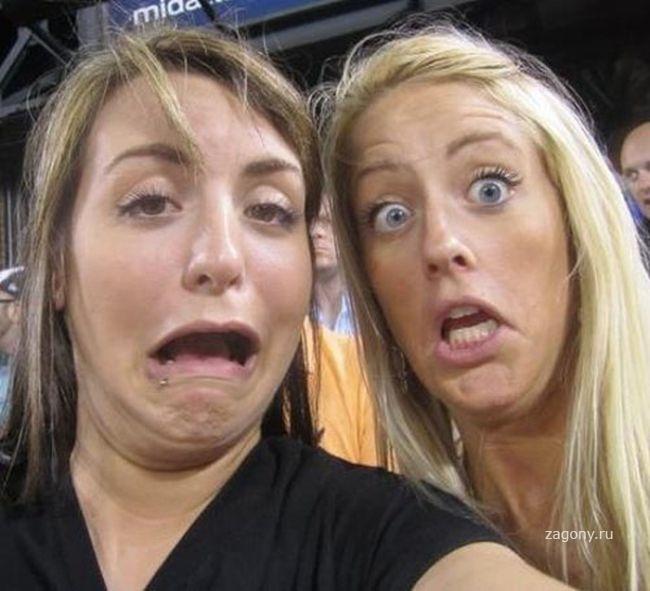 Понравился пост Забавные снимки смешных девушек. Поделитесь им со