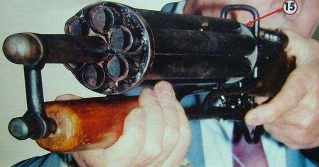 Пистолет своими руками в домашних условиях фото