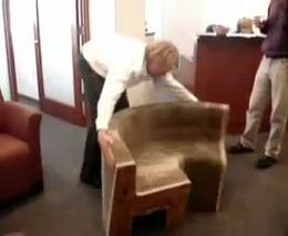 Интересный раскладной стул (4.912 MB)