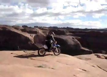 Экстремальная езда по горе (904.733 KB)