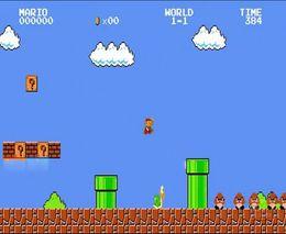 Марио плюс портал (4.806 MB)
