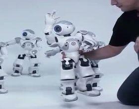 Танцующие роботы (5.340 MB)