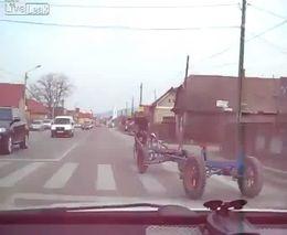 Румынский велосипедист (3.949 MB)