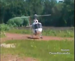 Самоуничтожение вертолета (7.555 MB)