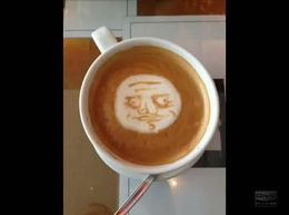 Художество на кофейной пенке (7.793 MB)
