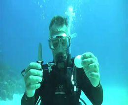 Разбить куриное яйцо на глубине 20 метров (5.531 MB)
