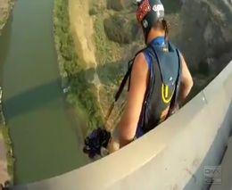 Прыжок с моста (1.256 MB)