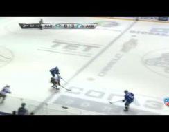 Драка в хоккее: Александр Свитов и Джош Грэттон (6.178 MB)