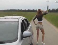 Танцы на дорогах России (17.631 MB)
