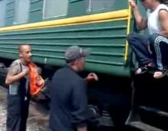Разборки железнодорожников (7.064 MB)