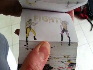 Нарисованная битва (8.235 MB)