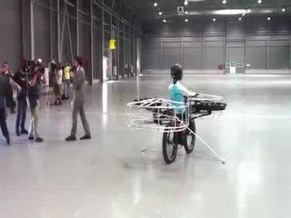 Леталющий велосипед (4.928 MB)