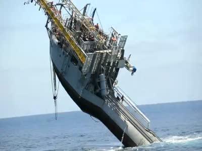 Корабль-поплавок