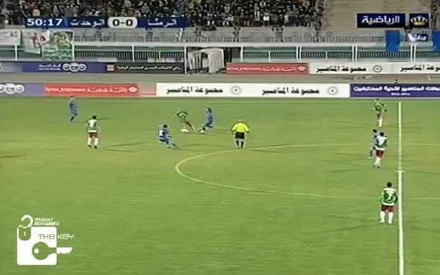 Крутой гол футболиста в Иордании (5.564 MB)