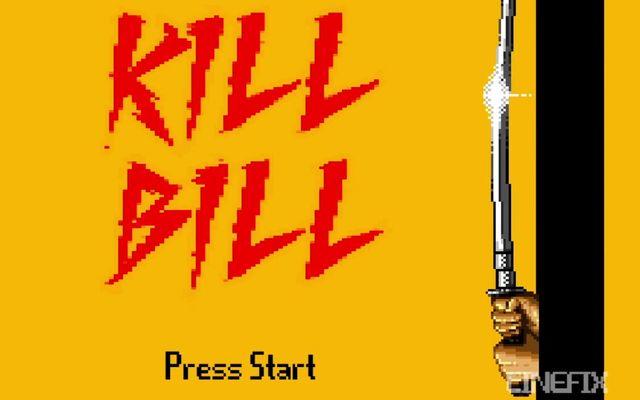 Фильм Убить Билла в 8 бит (9.095 MB)