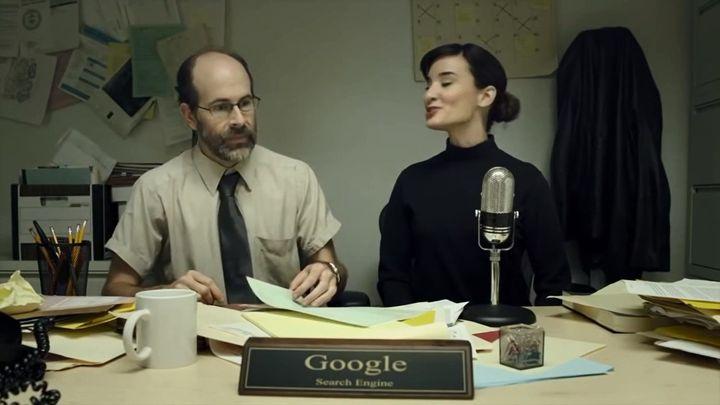 Если бы Google стал человеком (10.375 MB)