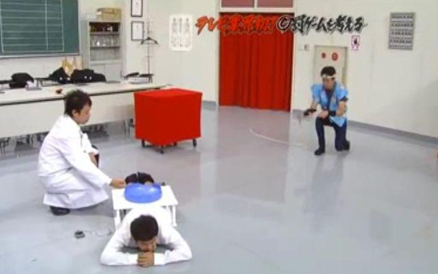 Шуруп в задницу - японское шоу (3.294 MB)