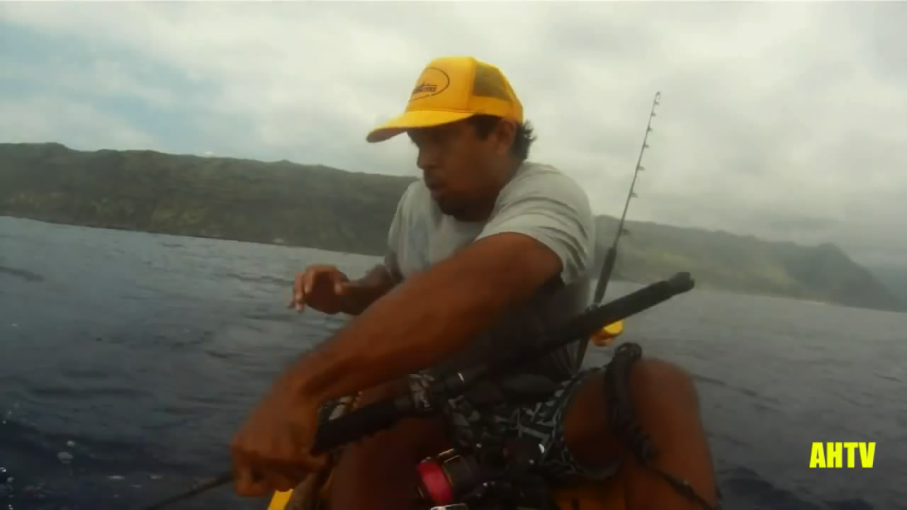 Рыбалка на Гавайских островах (8.484 MB)