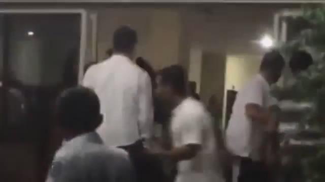 Русские туристы подрались с охраной отеля в Турции (9.881 MB)
