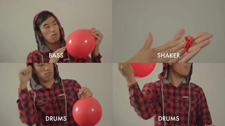 Классный кавер на песню 99 Red Ballons (12.024 MB)