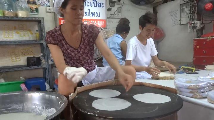 Как делают рисовую бумагу (4.449 MB)