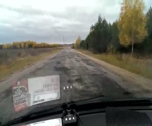 Въезжаем из России в Белоруссию (4.305 MB)