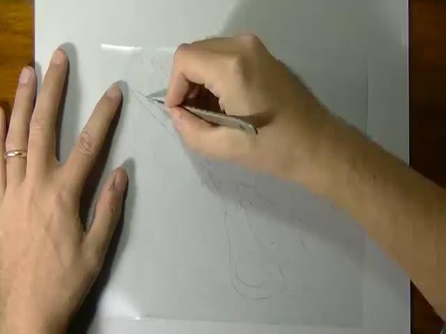 Создание крутого 3D-рисунка (10.587 MB)