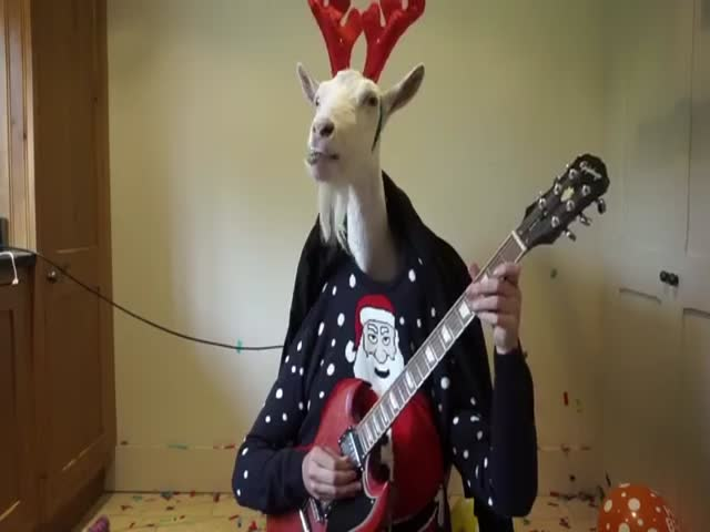 Козел-гитарист