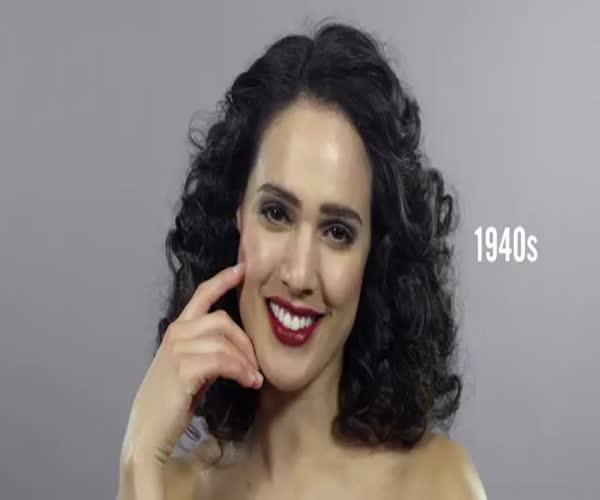 Как менялись идеалы красоты в Иране (6.022 MB)