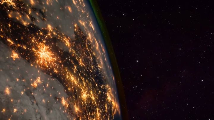Красоты Земли с МКС (14.661 MB)