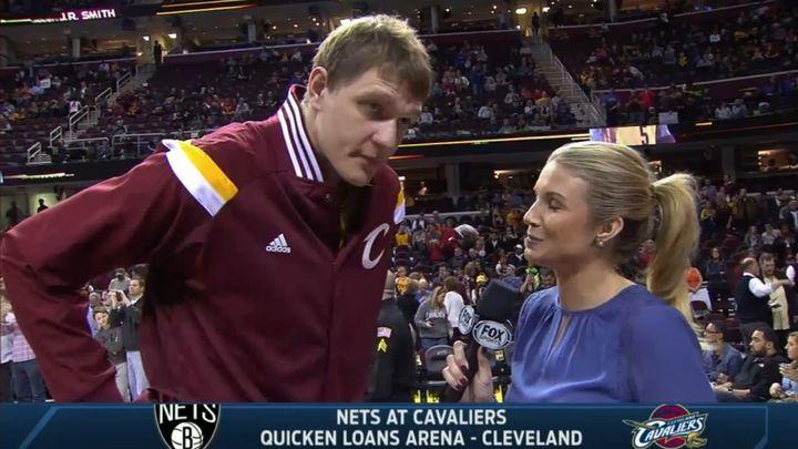 Русский баскетболист забыл, что дает интервью в США (4.287 MB)
