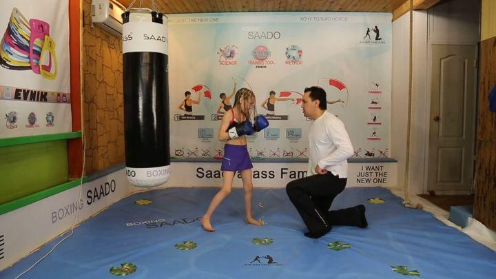 Быстрая 8-летняя девочка из Павлодара (3.132 MB)