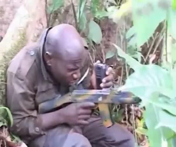 Остросюжетный боевик производства Уганды (4.196 MB)