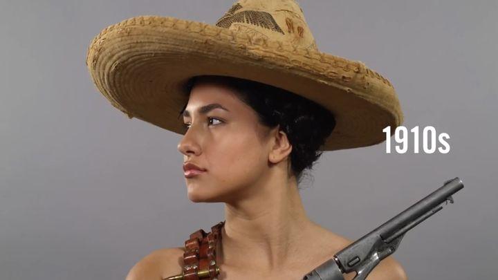 Как менялись идеалы красоты в Мексике (11.802 MB)
