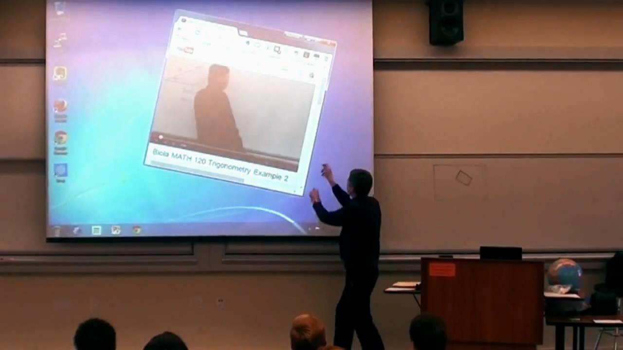 Креативная презентация одного преподавателя (9.672 MB)