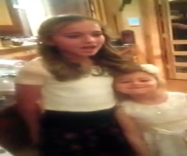 Красивое исполнение песни 11-летней девочкой (6.992 MB)
