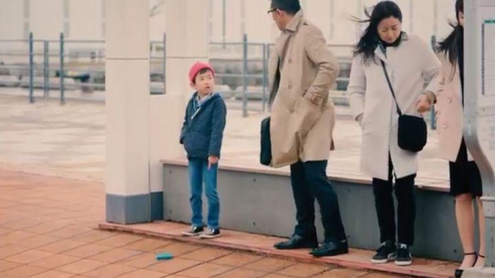 Реакция детей на оброненный кошелек в Японии (9.357 MB)