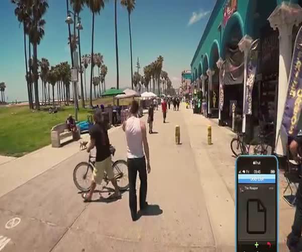 Игра GTA в реальной жизни (17.790 MB)