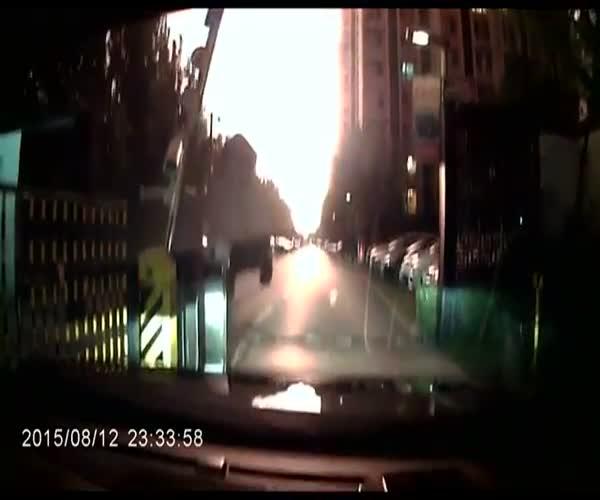Момент страшного взрыва в Китае (3.390 MB)
