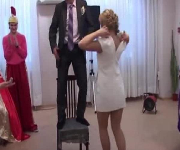 Русская свадьба стриптиз невесты для жениха — img 15