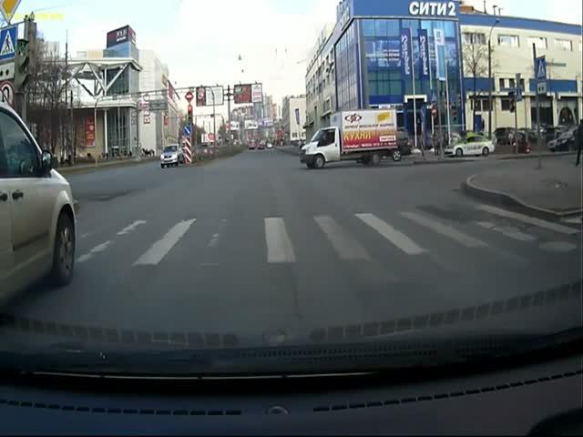 Пешеходу