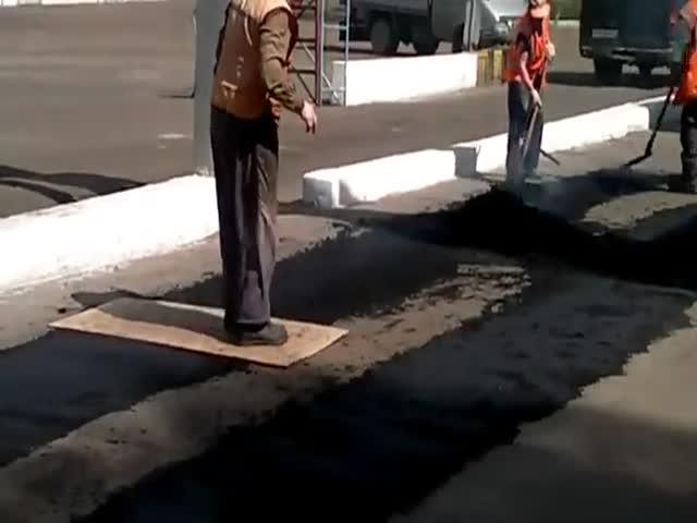 Наноремонт дороги без катка (3.592 MB)