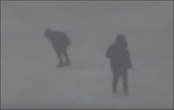 И снова ветер против школьника в Норильске