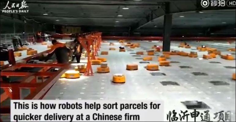 Роботизированная